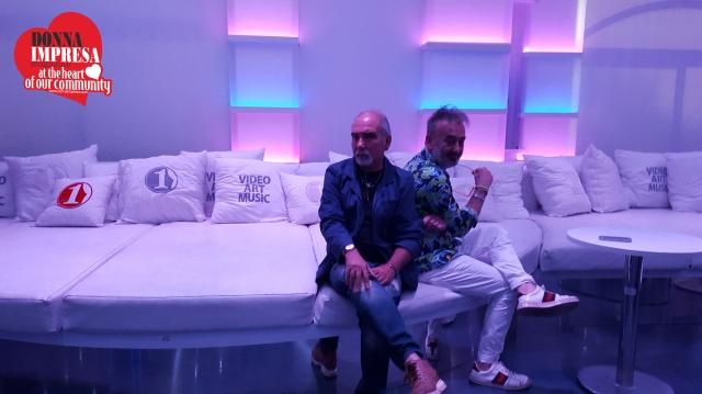 Bruno Baldassarri e Marco Palmieri Studio uno